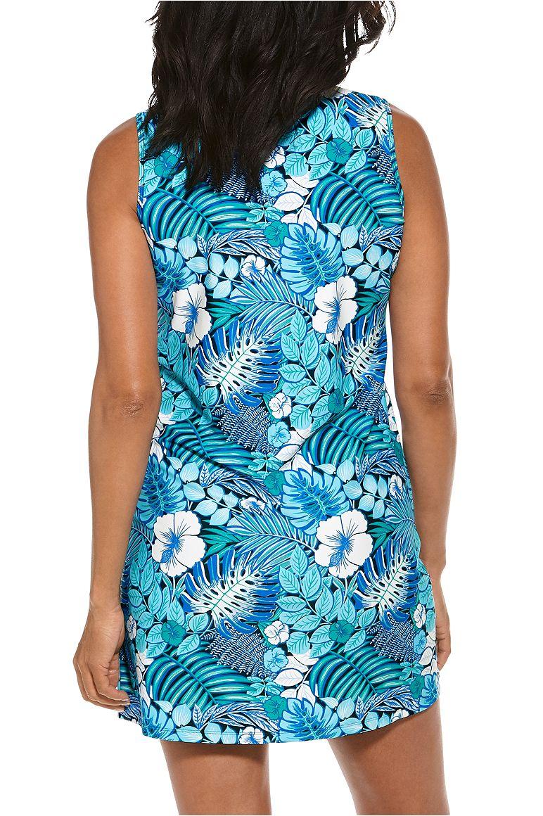 Women's Galene Swim Cover-Up Dress UPF 50+