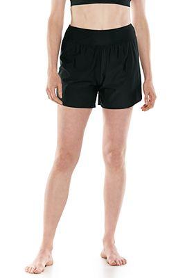 Women's Ripple Swim Shorts UPF 50+