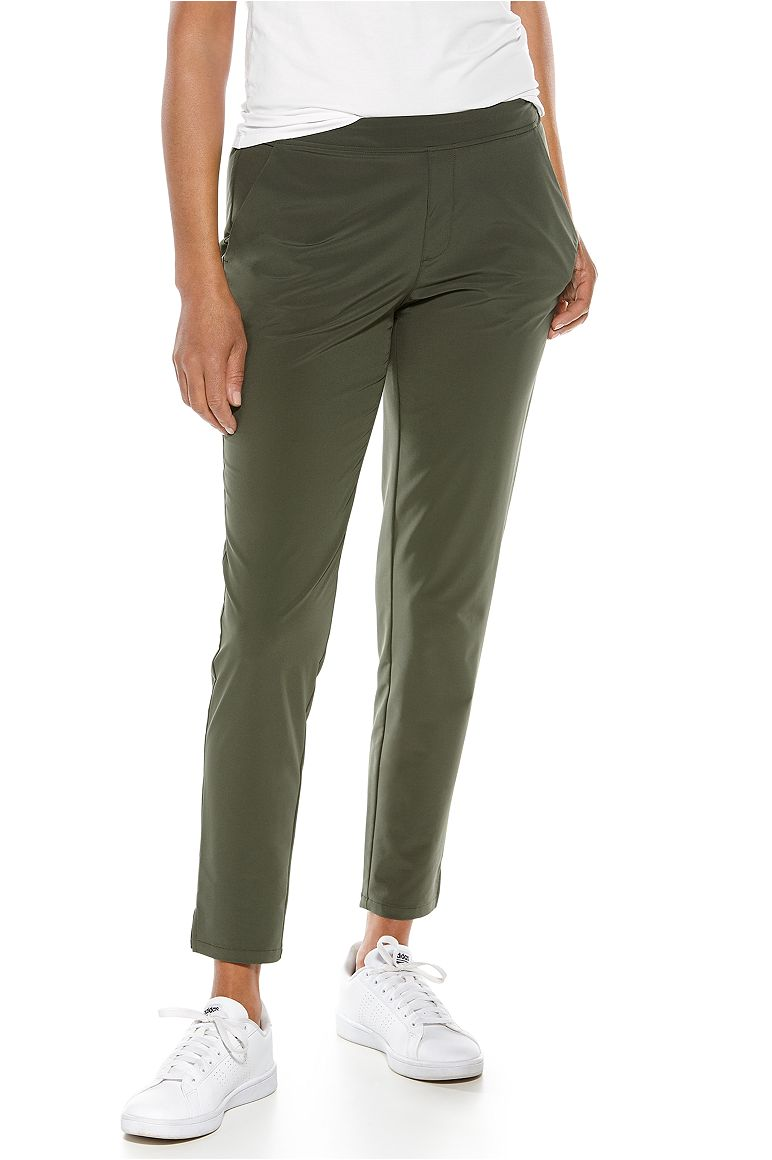 Women's Navona City Pants UPF 50+