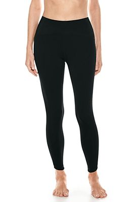 Women's Tulip Swim Leggings UPF 50+