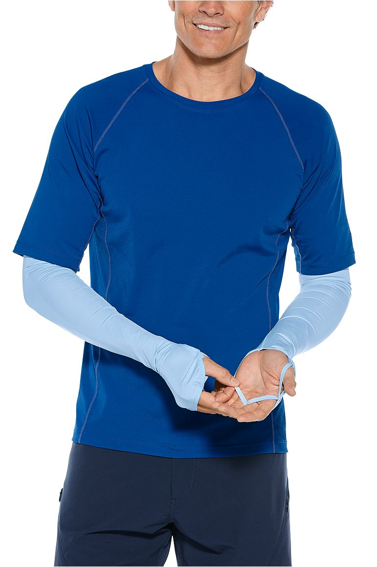Abaca Men's Water Sleeves UPF 50+