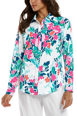 Women's Rhodes Shirt UPF 50+