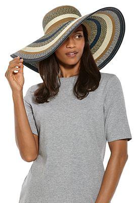 Women's Miranda Wide Brim Hat UPF 50+