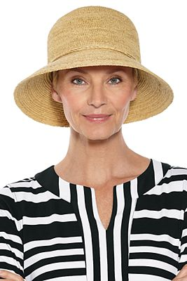 Women's Carolina Summer Cloche UPF 50+