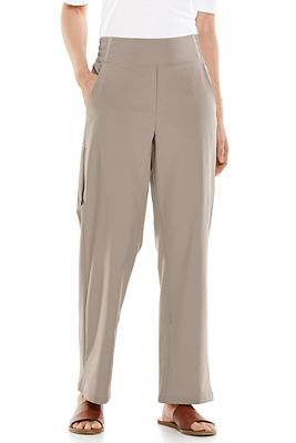 Women's Pellaro Travel Pants UPF 50+