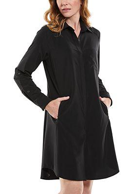 Women's Malta Travel Shirt Dress UPF 50+