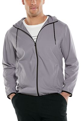 Men's Hullen Hooded Jacket UPF 50+