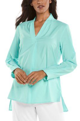 Women's Raval Long Sleeve Tunic UPF 50+
