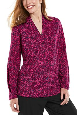 Women's Raval Long Sleeve Tunic UPF 50+