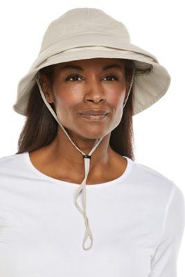 Women's Tatum Convertible Explorer Hat UPF 50+