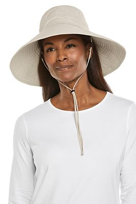 Women's Cyd Travel Beach Hat UPF 50+