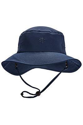 Kid's Caspian Bucket Hat UPF 50+