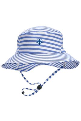 Kid's Caspian Bucket Hat UPF 50+