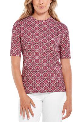 Women's Morada Everyday Short Sleeve T-Shirt UPF 50+