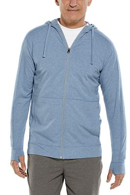 Men's LumaLeo Zip-Up Hoodie UPF 50+