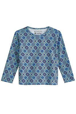 Toddler Coco Plum Everyday Printed T-Shirt UPF 50+