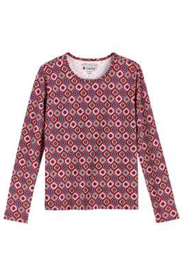 Kid's Coco Plum Everyday Printed T-Shirt UPF 50+