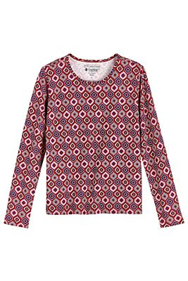 Kid's Coco Plum Everyday Printed T-Shirt UPF 50+