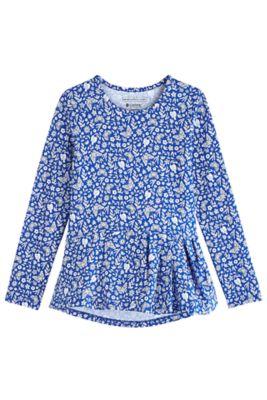 Girl's Aphelion Long Sleeve T-Shirt UPF 50+