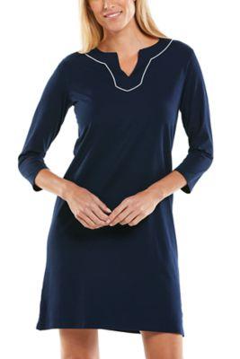 Women's Oceanview Tunic Dress UPF 50+