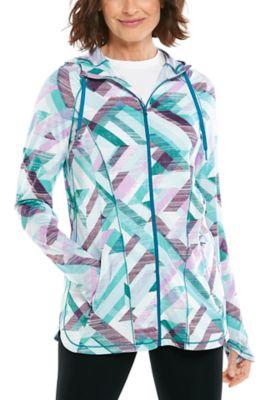 Women's Astir Full-Zip Jacket UPF 50+