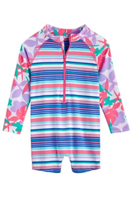 Baby Kohala Neck-to-Knee Swimsuit UPF 50+