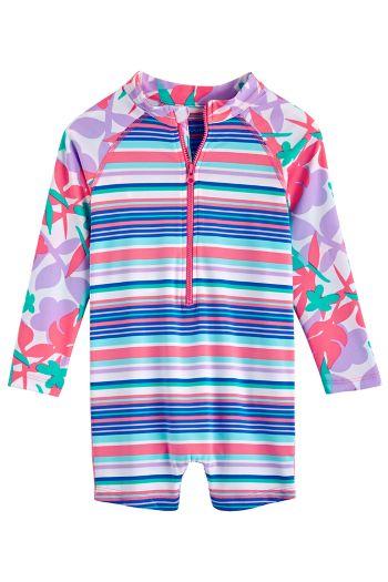 Baby Kohala Neck-to-Knee Swimsuit