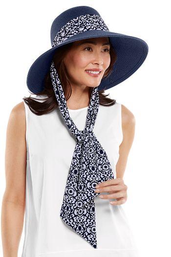Stella Scarf Detail Hat
