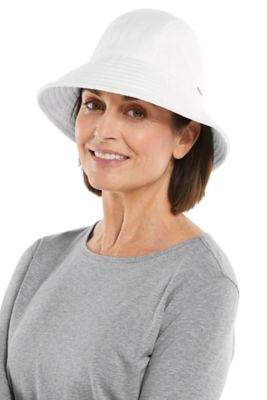 Women's Katia Cotton Bucket Hat UPF 50+