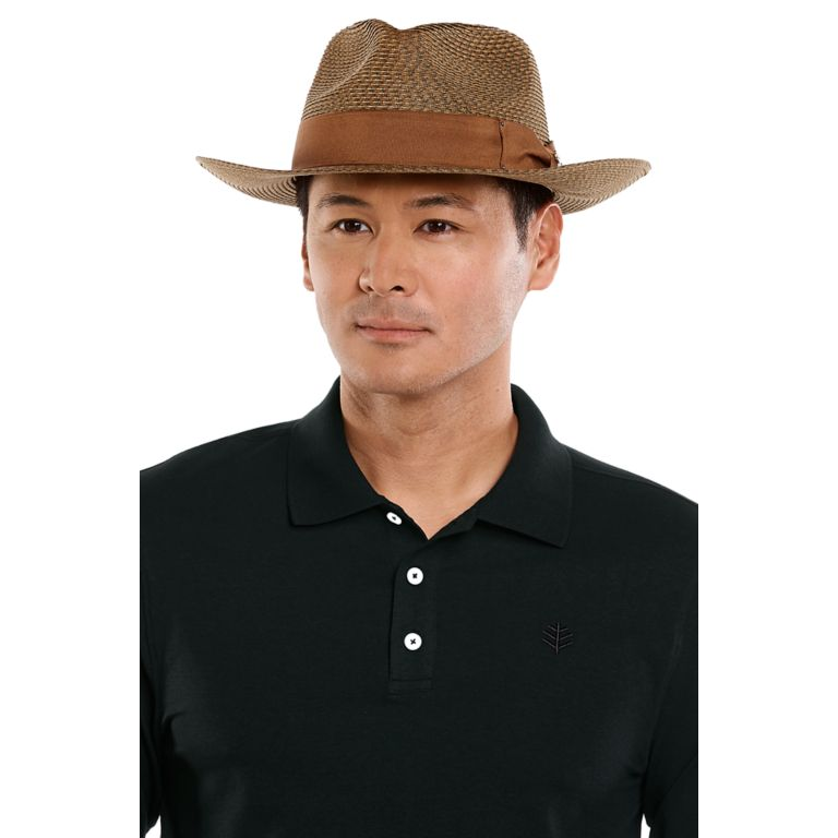 Coolibar UPF 50+ Mens Sun Hats