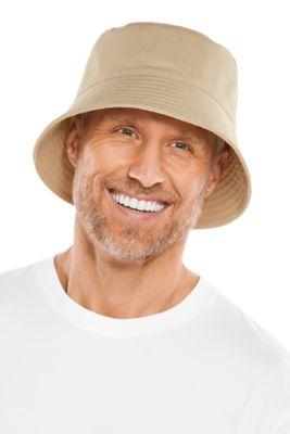 Men's Gavin Cotton Bucket Hat UPF 50+