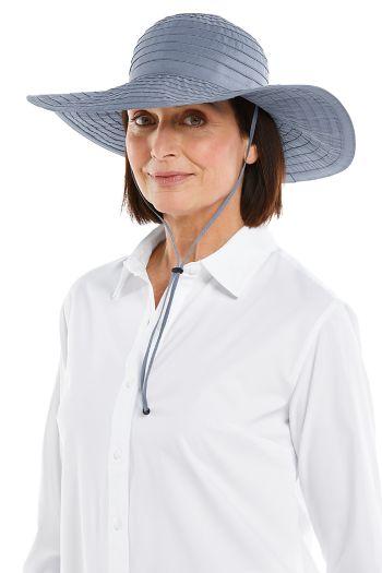 Emma Featherweight Ribbon Hat