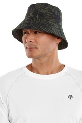 Men's Wyatt Swim Printed Bucket Hat UPF 50+