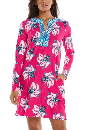 Shoreside Swim Cover-Up Dress