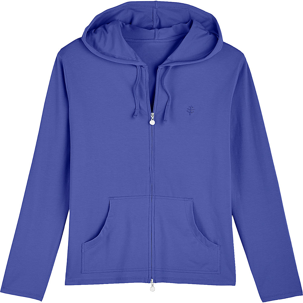 Coolibar UPF 50+ 50+ 50+ Women's Seaside Hoodie f5e772