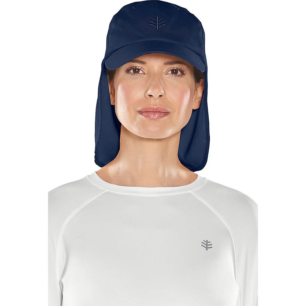 3893d6399b0 Coolibar UPF 50+ Unisex All Sport Hat