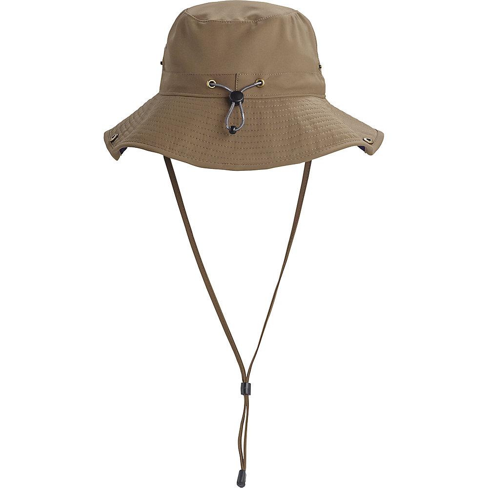 1a37e566dd1e08 Coolibar UPF 50 Men's Featherweight Bucket Hat Large Khaki/navy | eBay