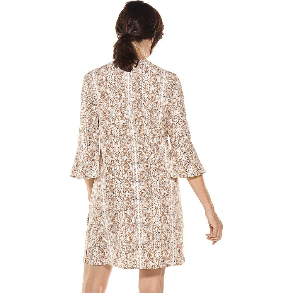 Coolibar-UPF-50-Women-039-s-Cannes-Tunic-Dress thumbnail 13