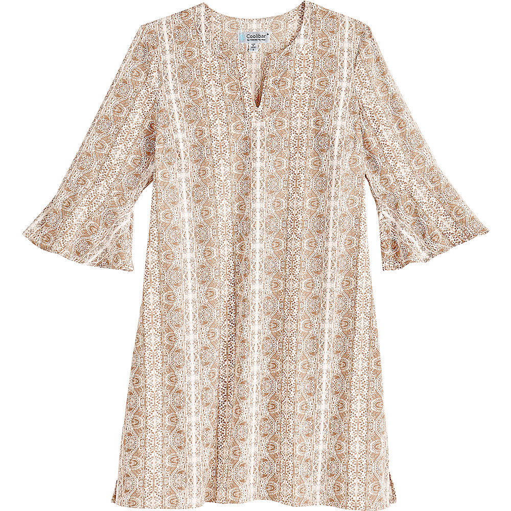 Coolibar-UPF-50-Women-039-s-Cannes-Tunic-Dress thumbnail 14