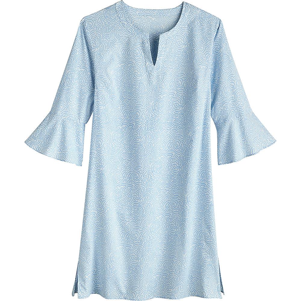 Coolibar-UPF-50-Women-039-s-Cannes-Tunic-Dress thumbnail 6