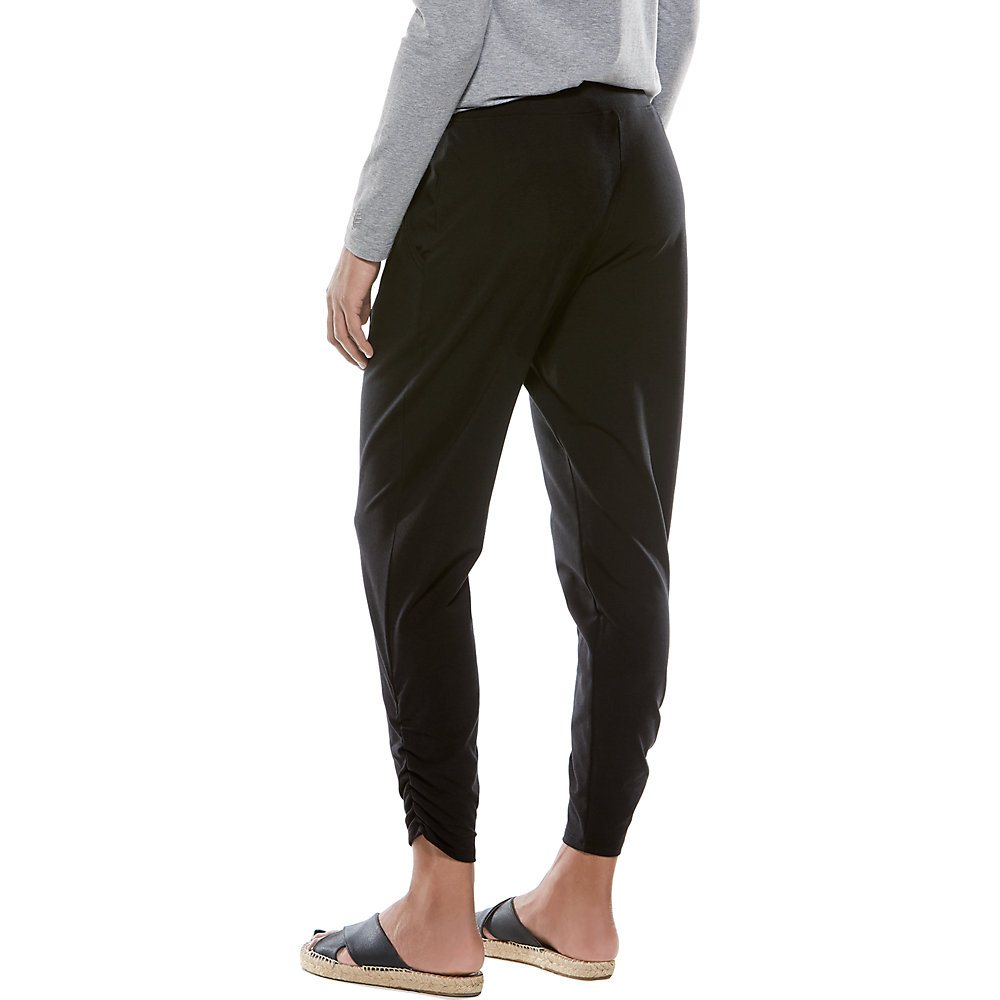 Pantalone donna Upf 50 da Café arricciato Coolf CqzxwCPT