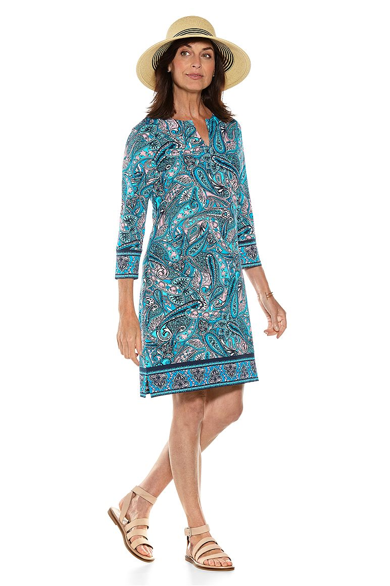 Nautical Cloche & Oceanside Tunic Dress Outfit
