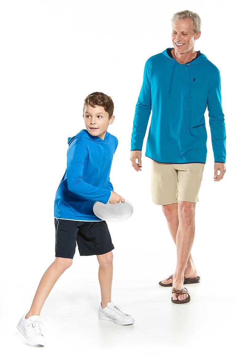 Boy's & Men's Pullover Hoodie