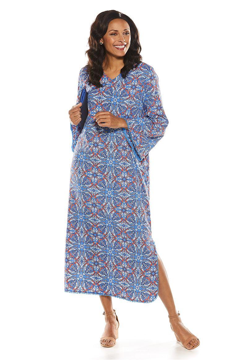 Summer Kaftan Outfit