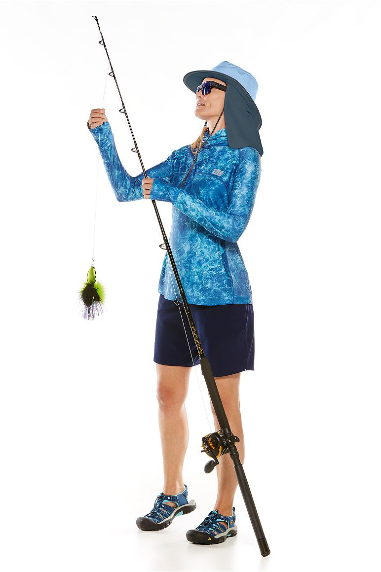 Sailing Tee & Board Shorts Outfit