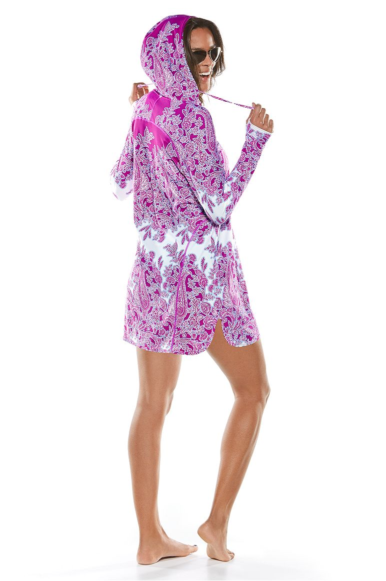 Swimsuit Cover-Up Dress Outfit
