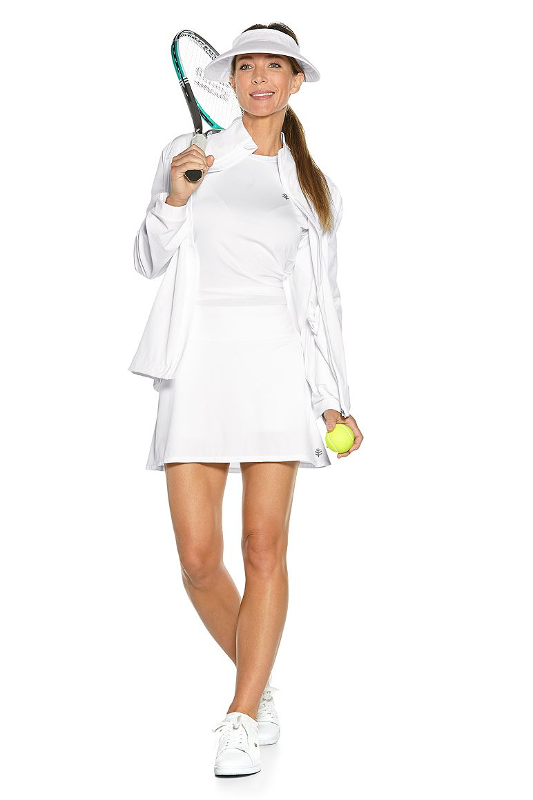 Sprinter Sport Jacket & Grand Slam Tennis Skort Outfit
