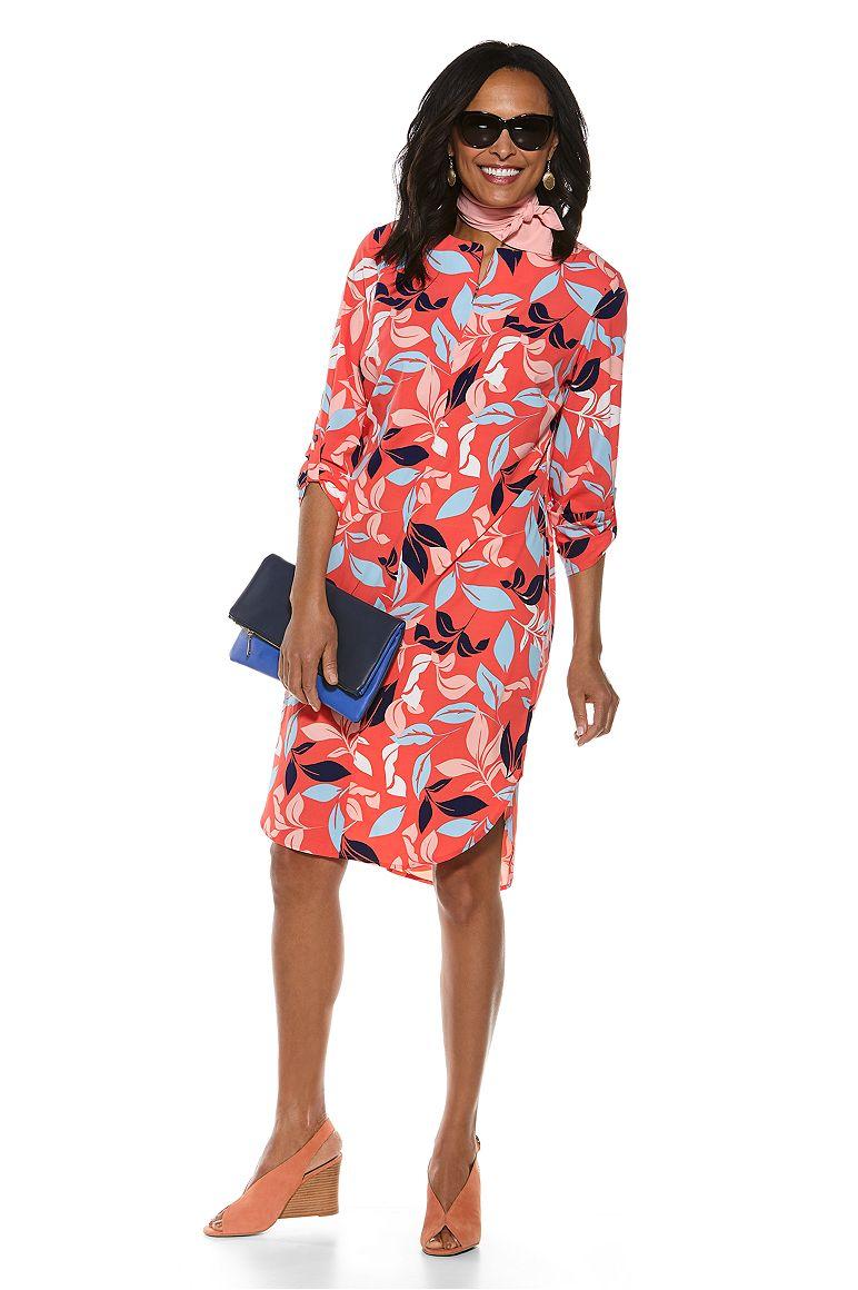 Grassi Sun Bandana & Whitney Tunic Dress Outfit