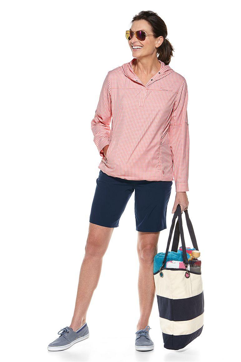 Sea Spray Henley & Schooner Boardshorts Outfit