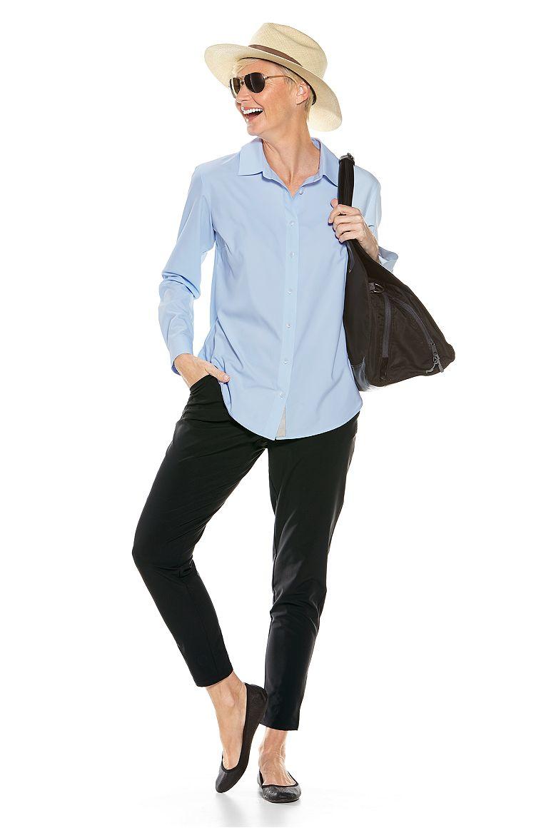 Hepburn Shirt & Navona Pants